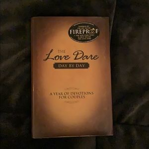 The Love Dare Day by Day book